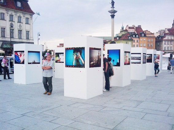 Artwork for photo exhibitions