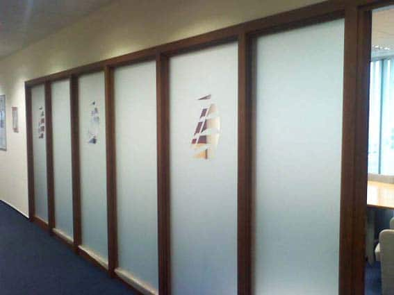 etched window graphics for offices