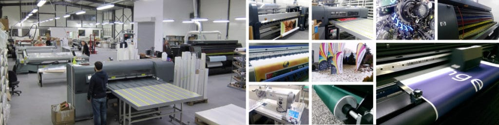 Supraprint Digital Large Format Printing