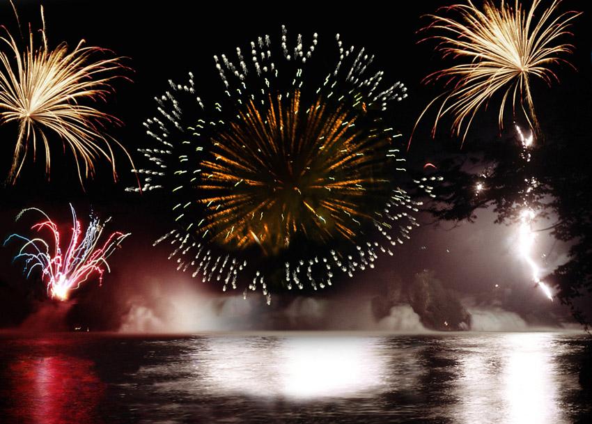 Fireworks Happy