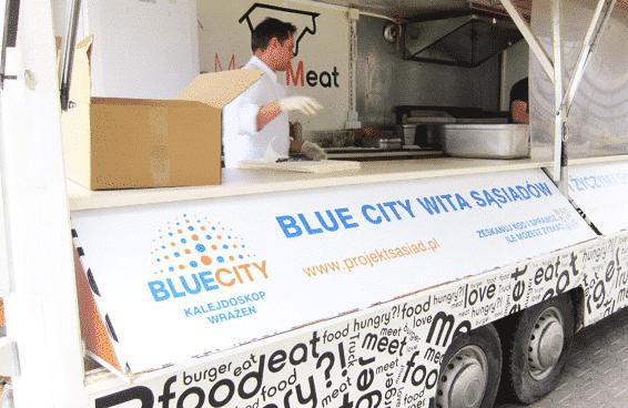 Food truck - branding