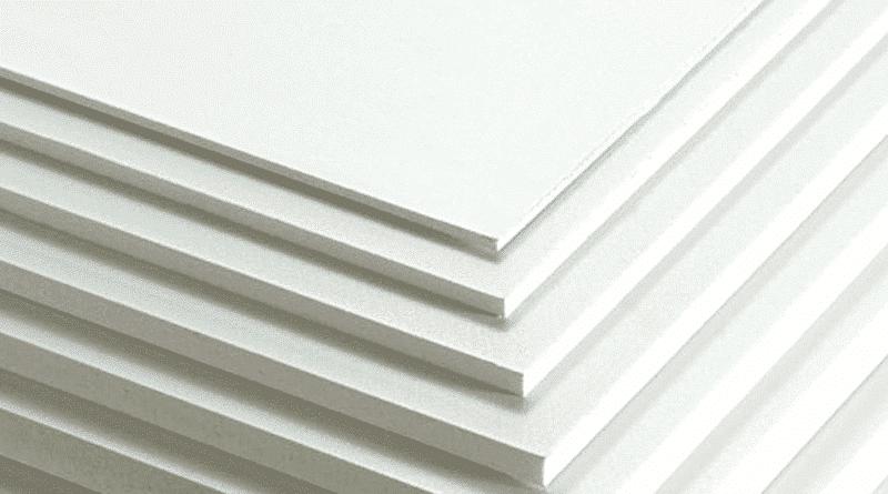 foam pvc plate printing