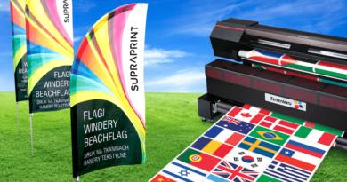 Beachflag Alu