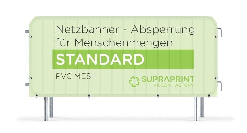 STANDARD PVC Netzbanner