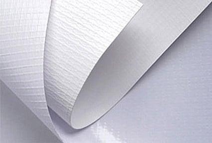 PVC laminated banner 440g