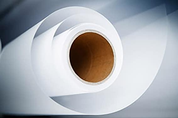 feuille laiteuse rétroéclairée pour l'impression numérique