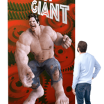 ROLL-UP Giant 3 m