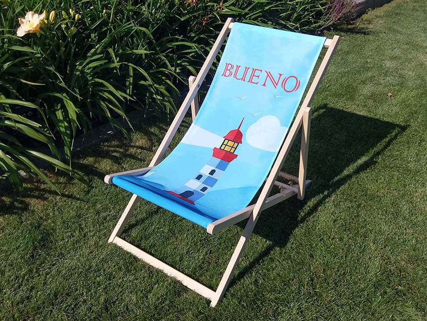 company deck chairs