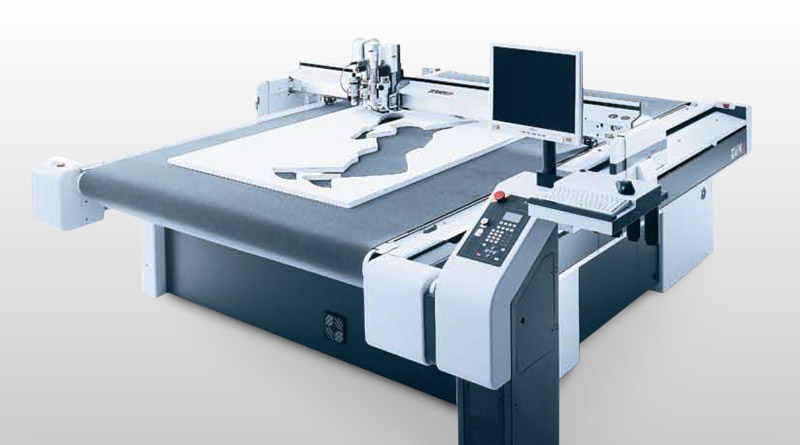Digital cutting and milling of plates