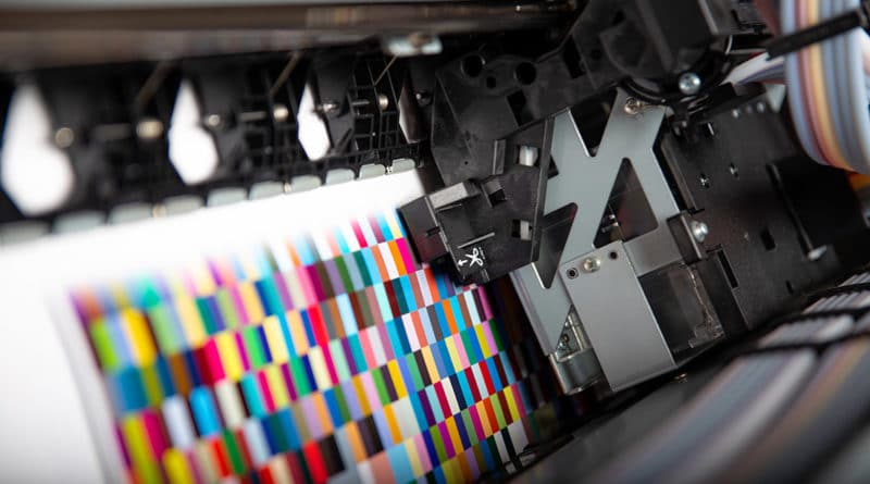 digital printing house colour management