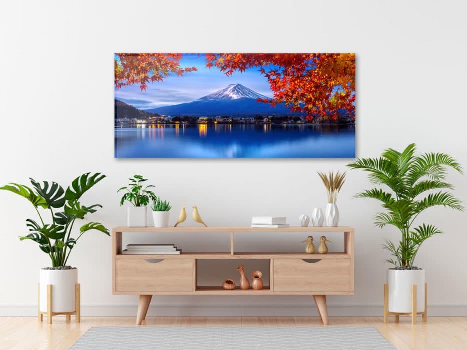Schilder und Fotos auf Acrylglas