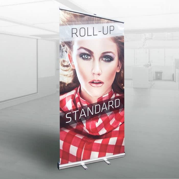 Roll-up Standard banner