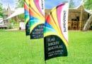 Beachflag Alu Premium